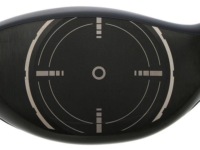 画像: 縦方向にCNCミーリングを施すことで、サイドスピンを減らし直進性を向上させる効果がある