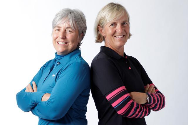 画像: リン・マリオット(左)とピア・ニールソン(右)はタッグを組み「ビジョン54」主宰している(撮影/浦川一憲)