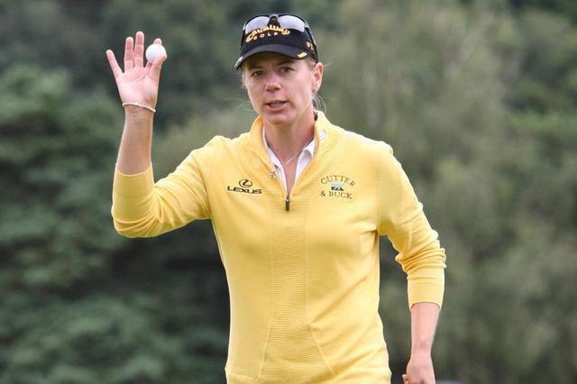 画像: 元世界ランキング1位のアニカ・ソレンスタムもピア・ニールソンの教え子(写真は2008年の全英女子オープン 撮影/姉崎正)
