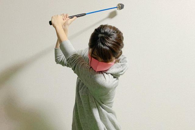 画像: 自分が意識しているポイントに集中できる「太極拳スウィング」はS子的にかなりオススメ!