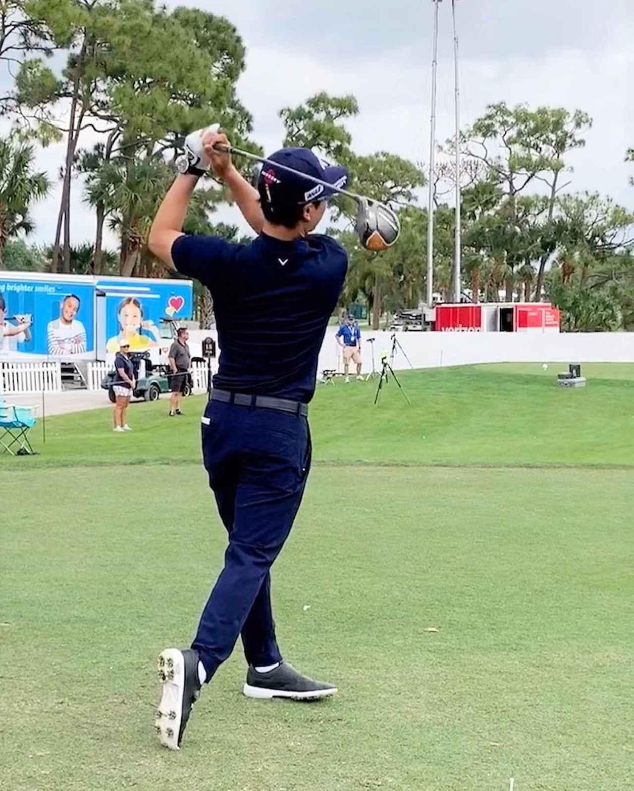 """画像1: キャロウェイゴルフ(Callaway Golf) on Instagram: """"PGAナショナル・チャンピオンコースのザ・ホンダクラシック にて、石川遼プロ、MAVRIKドライバー実戦投入!…"""" www.instagram.com"""
