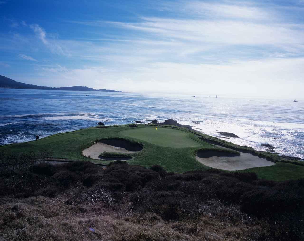 画像: 過去5度の「全米オープン」の舞台になった「ペブルビーチゴルフリンクス」