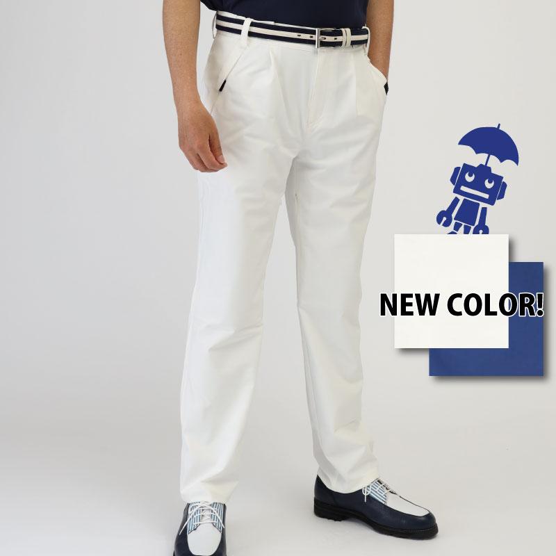 画像: 【未来ウェア】スーパーストレッチレインパンツ-ゴルフダイジェスト公式通販サイト「ゴルフポケット」