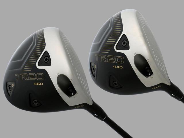 画像: 本間ゴルフの最新モデル、TR20シリーズのドライバー2モデルをクラブフィッター・小倉勇人氏が試打した
