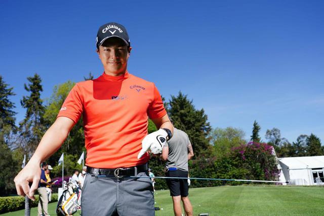 画像: 石川が長く行っているこの練習法。アマチュアゴルファーにとっても手打ち防止になりそうだ