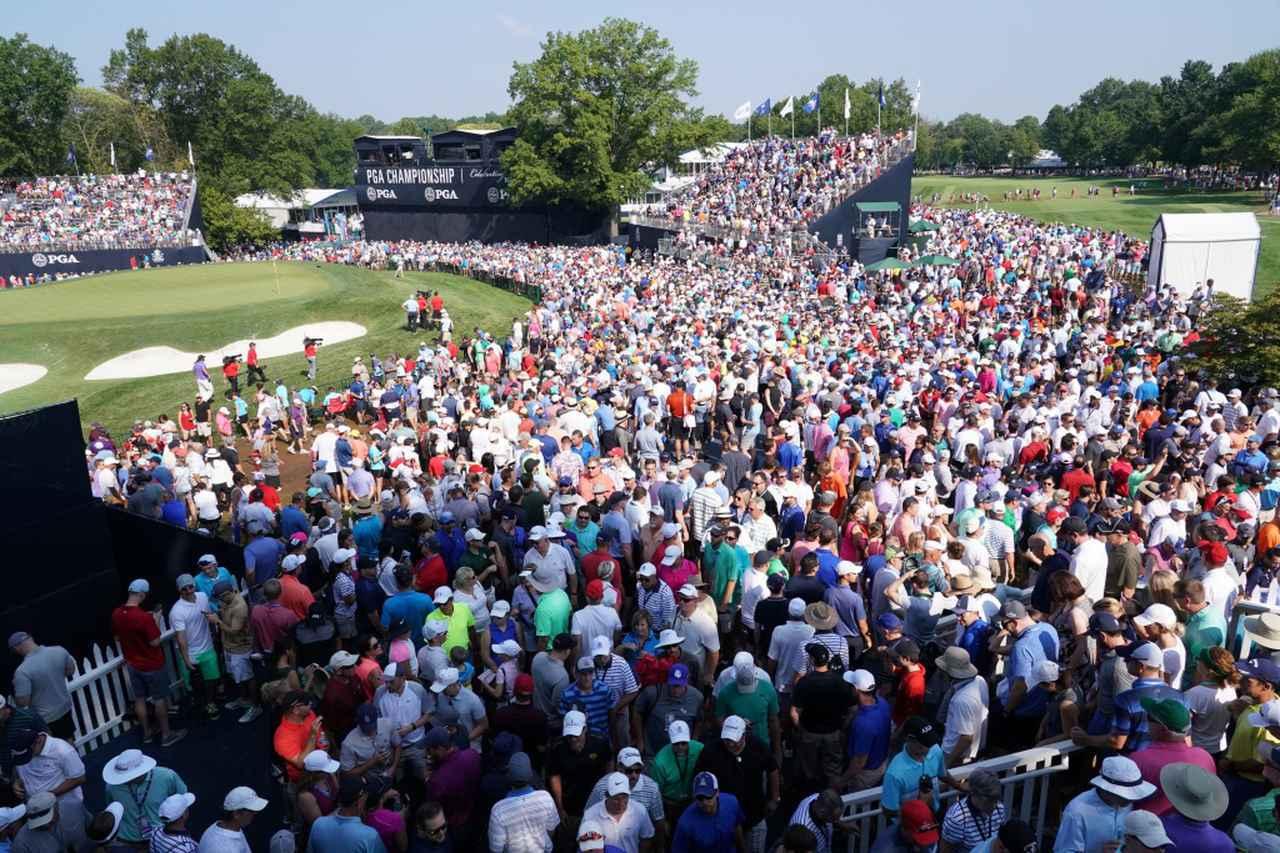 画像: 全米プロゴルフ選手権は8月に開催予定(2018年の全米プロゴルフ選手権 撮影/姉崎正)