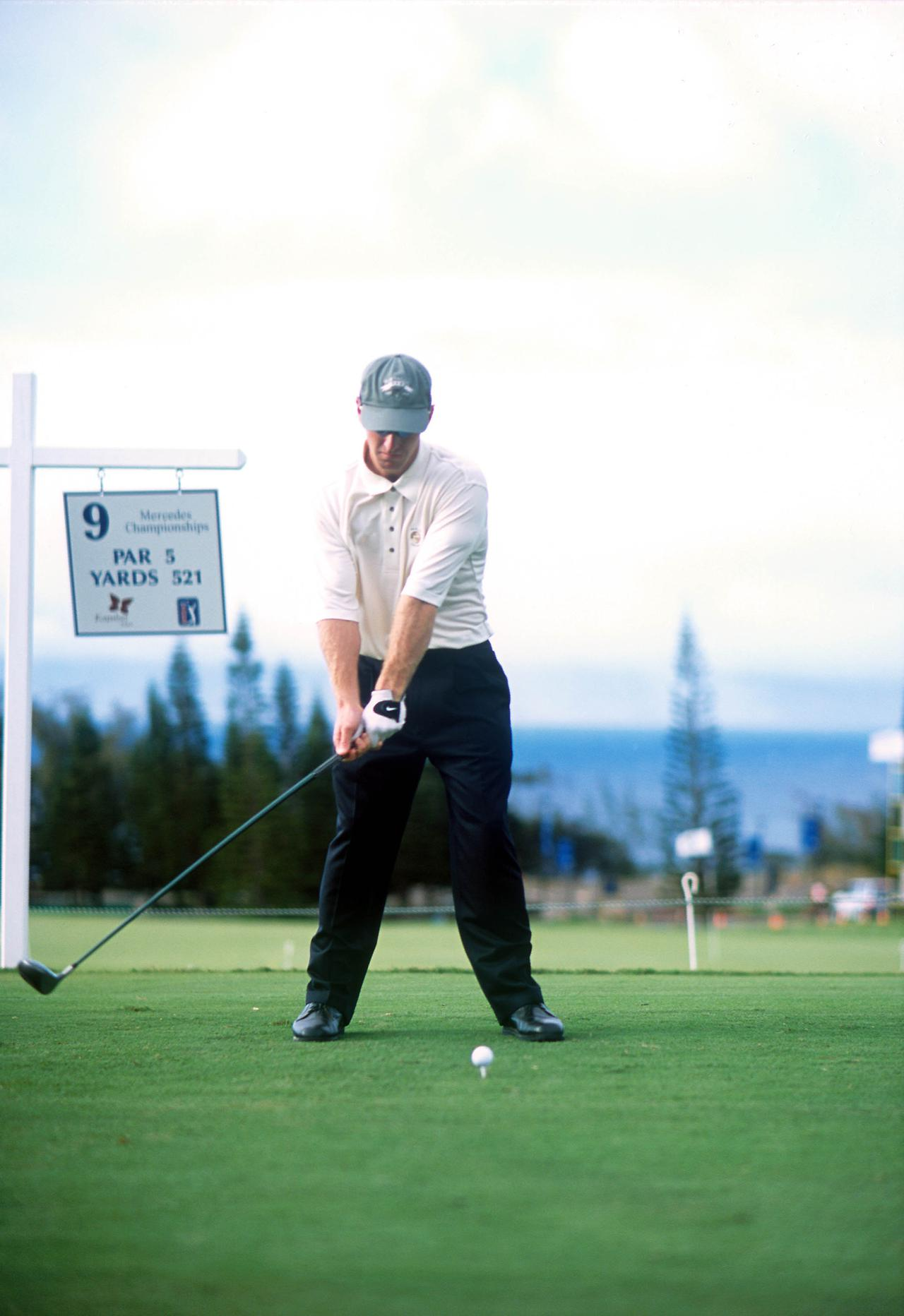 Images : 2番目の画像 - デビッド・デュバル ドライバー正面連続写真 - みんなのゴルフダイジェスト