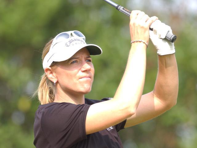 画像: メジャー10勝、LPGAツアー72勝を挙げたアニカ・ソレンスタム(写真は2003年のミズノクラシック 写真/姉崎正)