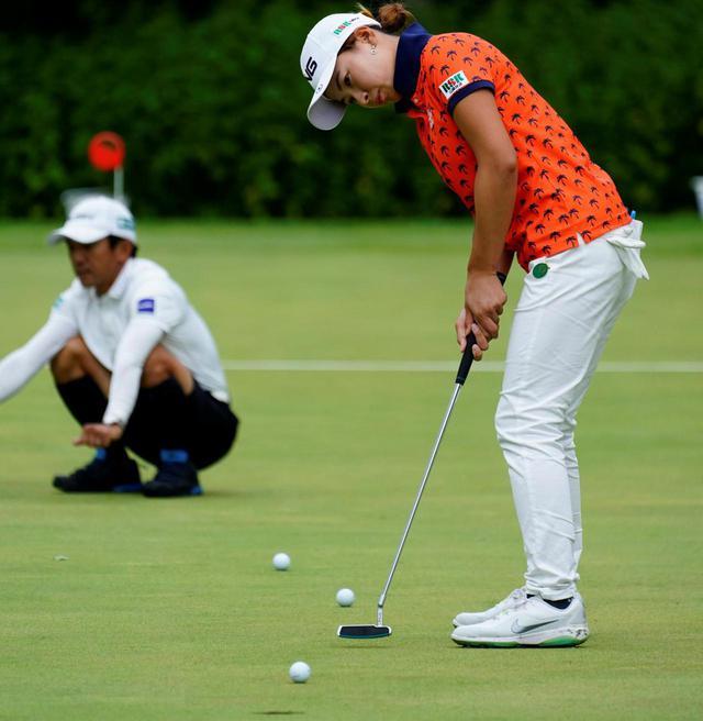 画像: 渋野日向子が1メートルの「返しのパット」を練習する理由。コーチが語るコーチング術【打ち方は教えない。】 - みんなのゴルフダイジェスト