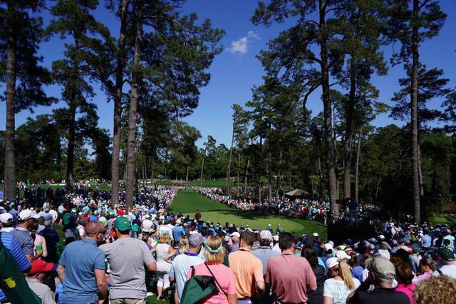 画像: PGAツアーは約1か月後の6月8日から始まるチャールズ・シュワブ・チャレンジが再開1試合目となる。マスターズは11月開催予定だが……(写真は2019年のマスターズ 撮影/姉崎正)