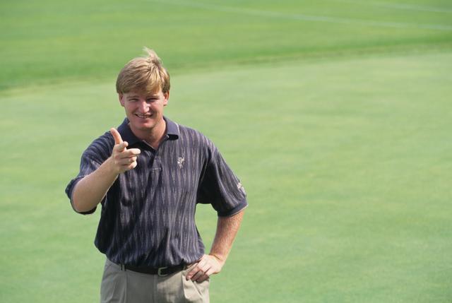 画像: ビッグイージーと呼ばれメジャー4勝を挙げたアーニー・エルス(写真は2002年の全英オープン 写真/田辺安啓)