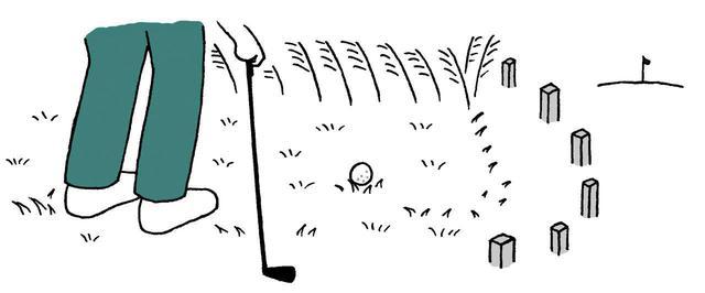 画像: ペナルティーエリア内での正しい救済方法やルール、キチンとわかってる?覚えておきたいことまとめ<前編>【ゴルフルール早わかり集】 - みんなのゴルフダイジェスト