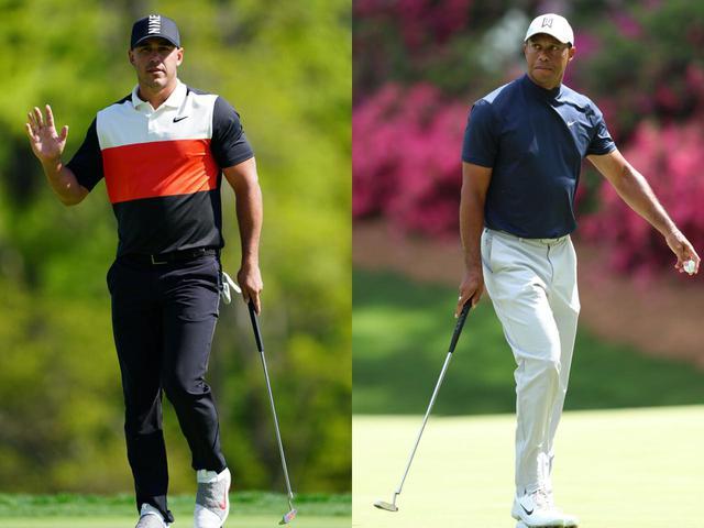 画像: 2019年全米プロゴルフ選手権を制したブルックス・ケプカ(左)、マスターズを制したタイガー・ウッズ(右)はともにキャメロンのパターを愛用(撮影/姉崎正)