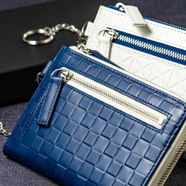 画像: 【伝統×スタイリッシュ】大容量の薄型財布 SAKURA WAQS-ゴルフダイジェスト公式通販サイト「ゴルフポケット」