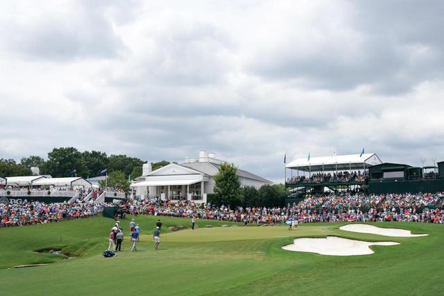 画像: PGAツアー再開まで1か月を切り、具体的なプランが発表された(写真は2017年の全米プロゴルフ選手権 撮影/姉崎正)