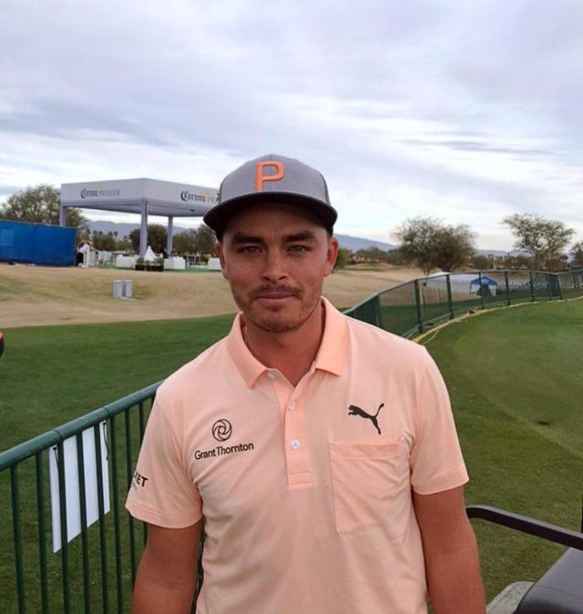 画像: PGAツアーのトップ選手の一人、リッキー・ファウラー。インスタグラムでは自らレッスンの動画を投稿している(写真提供/アンディ和田)