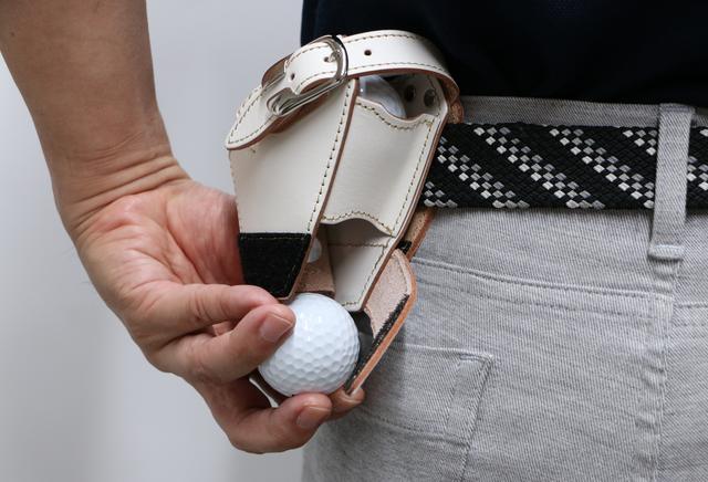 画像: ゴルファー目線で作られたからこそ、見た目も機能もゴルファーの悩みを解決! 遊び心が詰まったボールケース