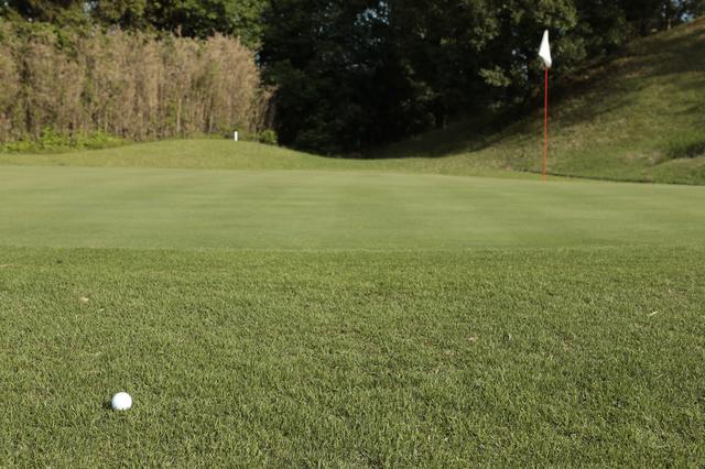 画像: たとえば、グリーン周りのアプローチでスムーズに動かなくなる症状をアプローチイップスという(写真/小林司)