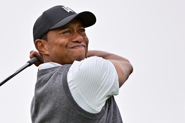 画像: ゴルフ界から「スポーツ選手の長者番付」トップ10に選ばれたのはタイガー・ウッズ(写真は2019年の全米オープン 撮影/有原裕晶)