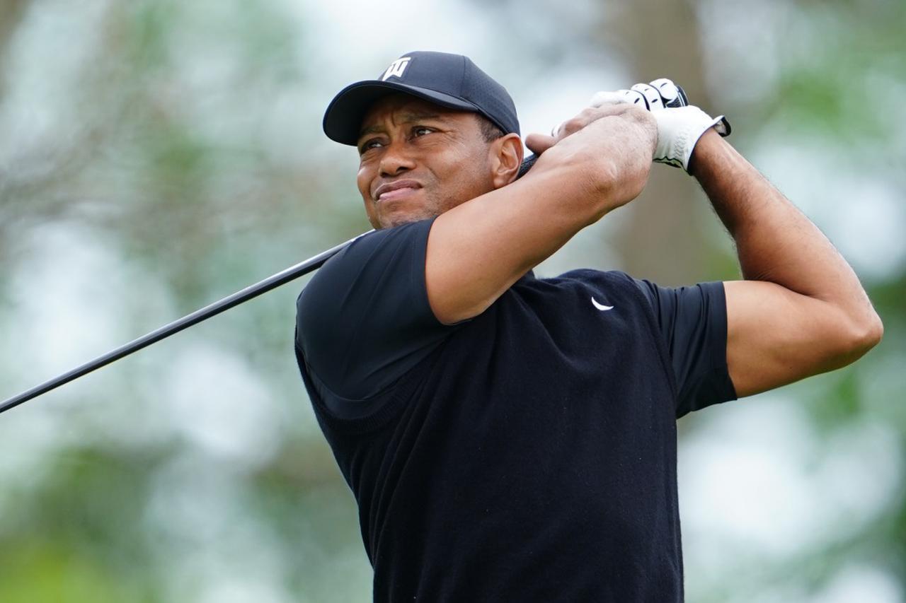 画像: タイガー・ウッズのパー5でのキャリア通算の平均スコアは「4.49」と極めて低い(写真は2019年の全米プロゴルフ選手権 撮影/姉崎正)
