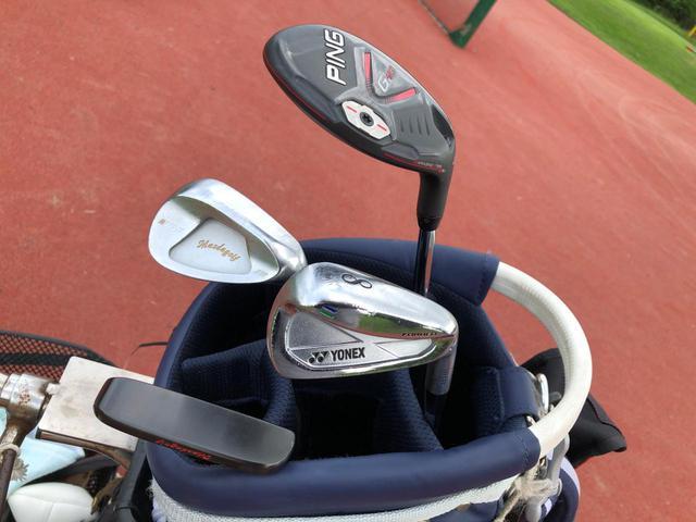 画像: ゴルフトレンドウォッチャーはUT(22度)、8番アイアン、52度ウェッジ、パターの4本でプレーしてみた