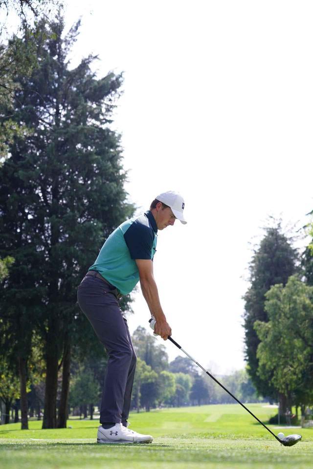 画像: ジョーダン・スピースのドライバー連続写真 - みんなのゴルフダイジェスト