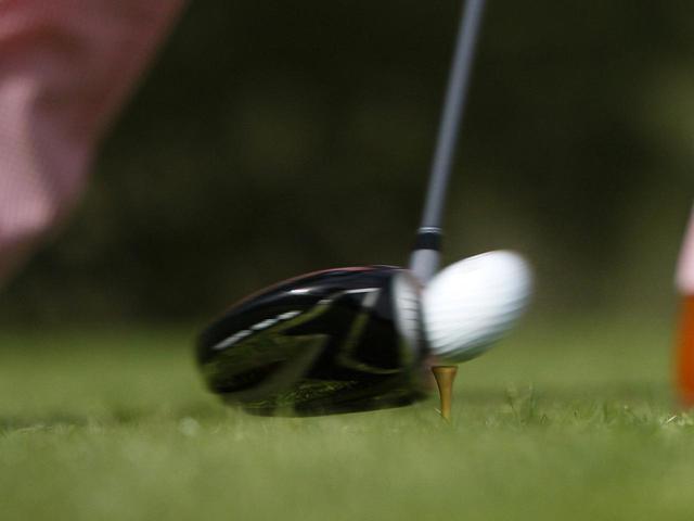画像: ゴルフでも打球音はショットの成否を判断する重要な要素だ(撮影/小林司)
