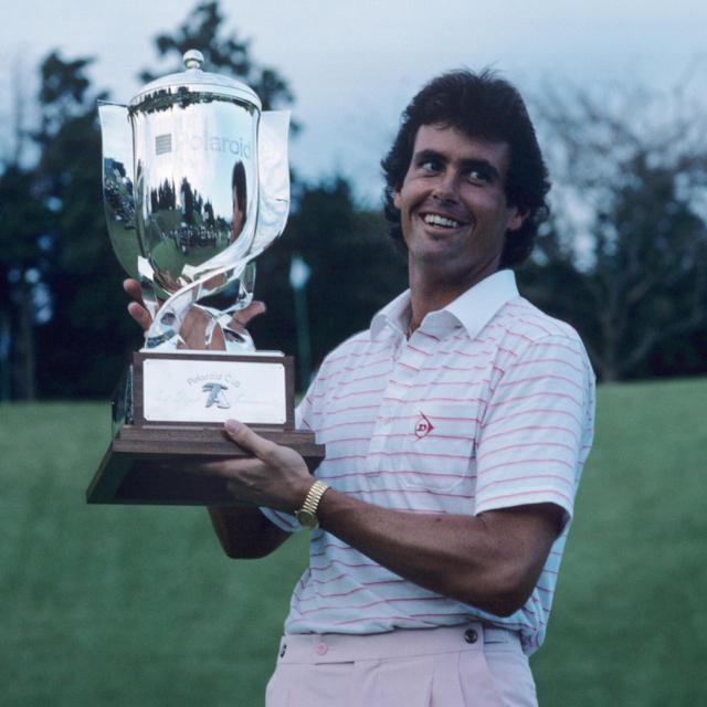 画像: 全英オープンを制したイアン・ベーカーフィンチもスランプに陥った選手のうちのひとりだ(写真は1987年のポラロイド杯ゴルフダイジェストトーナメント)