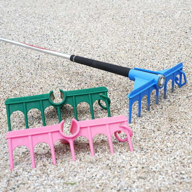 画像: 【クラブがレーキに!?】マイゴルフレーキ-ゴルフダイジェスト公式通販サイト「ゴルフポケット」