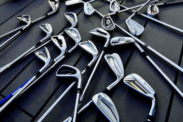 画像: 中古クラブ大手のゴルフパートナーではこれからゴルフを始める人にゴルフクラブを1本プレゼントする企画を実施している。まずは1本だけ自分のクラブを手に入れるのもいいかもしれない(撮影/有原裕晶)
