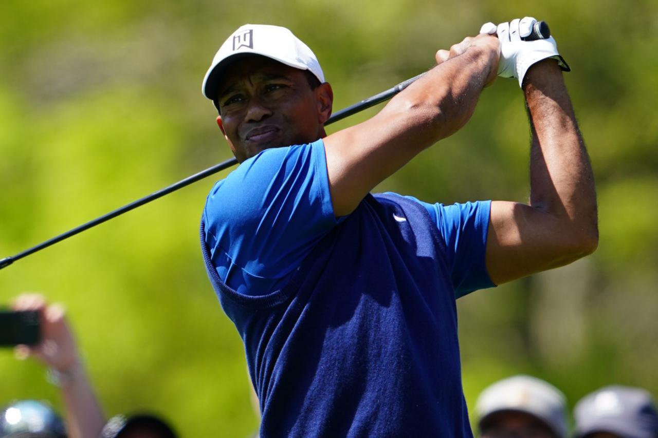画像: 来週開幕のザ・メモリアルトーナメントにタイガー・ウッズが出場する(写真は2019年の全米プロゴルフ選手権 撮影/姉崎正)