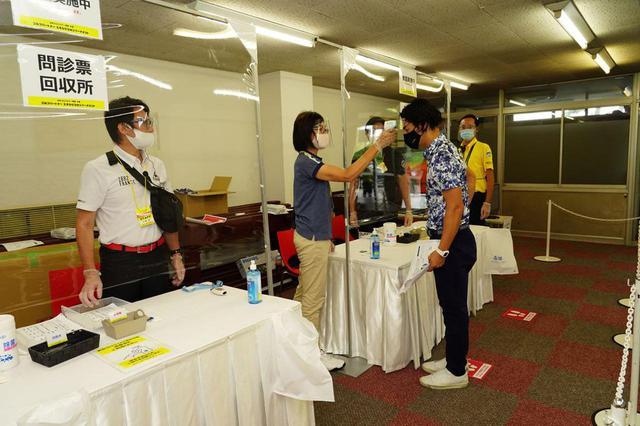 画像: 選手や関係者274人全員がPCR検査を実施。結果は全員が陰性で安心して開催することができた「ゴルフパートナー エキシビショントーナメント」(写真/JGTO images)