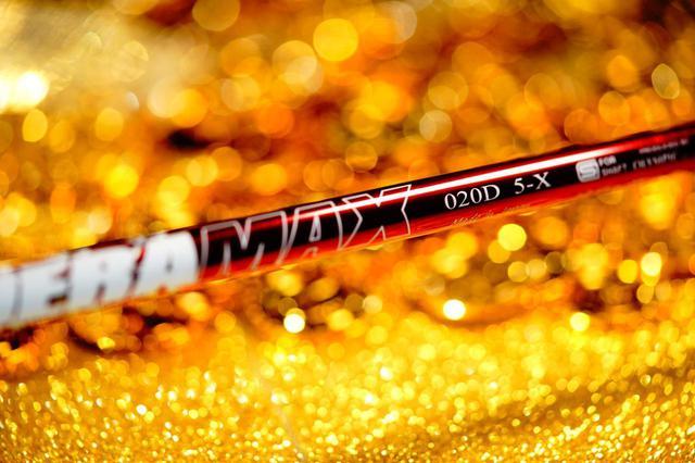 画像: オリムピック「デラマックス 020Dプレミアムシリーズ」の50グラム台・Xフレックスを採用