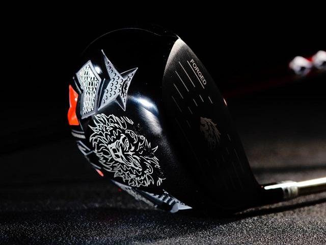 画像: ヘッドはエミリッドバハマ「カールビンソンCV8」のロフト10度モデル