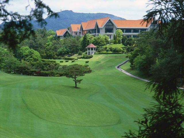 画像: 兵庫県「山の原ゴルフクラブ」はこれまで数多くのプロツアーが開催された丘陵コース