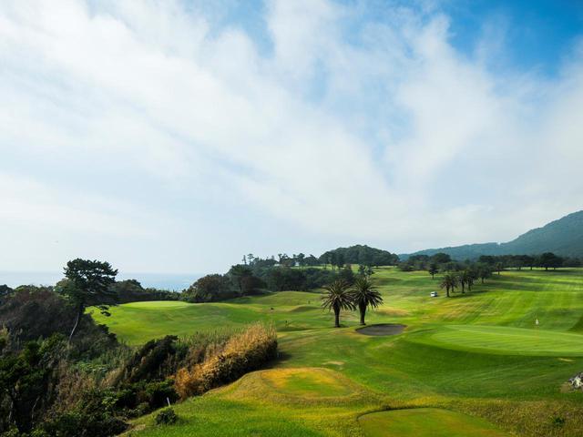 画像: シーサイドコースの静岡県「川奈ホテルゴルフコース 富士コース」は国内女子ツアー、フジサンケイクラシックの開催地でもある