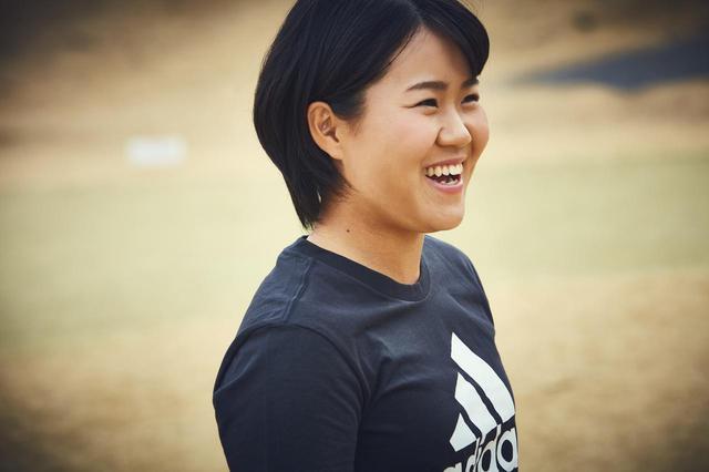 画像: 「やるからには世界1位になりたい」と語る畑岡奈紗。オリンピックでの目標はもちろん金メダルだ(写真提供/アディダス ジャパン)