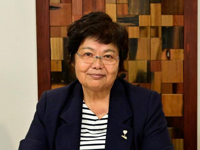 画像: 岡本綾子が「上司にしたい女子プロ部門」で2位以下を突き放して1位となった(写真は2019年の東海クラシック 撮影/有原裕晶)
