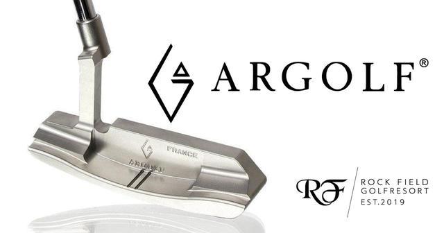画像: ARGOLFのパター「アーサー」(画像提供/ロックフィールドゴルフリゾート株式会社)