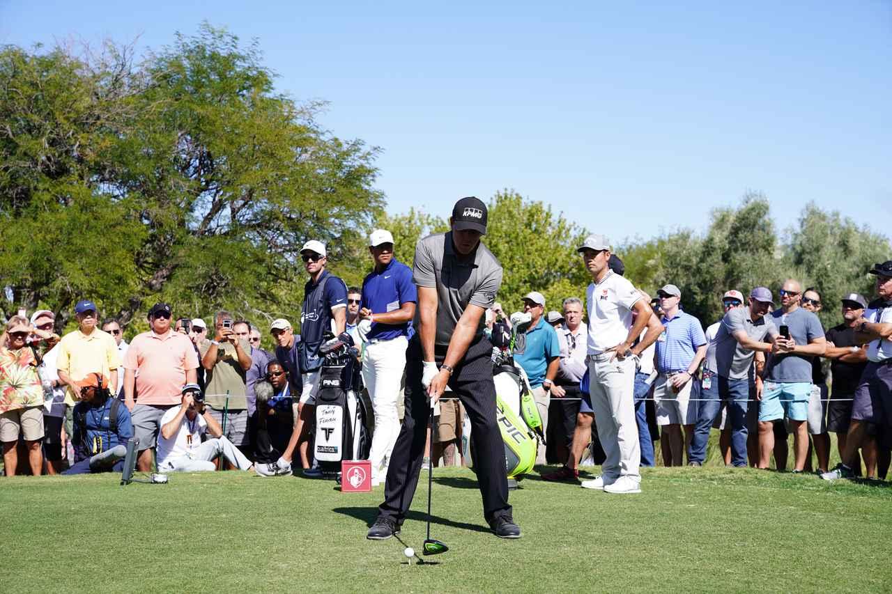 Images : 1番目の画像 - フィル・ミケルソン ドライバー正面連続写真 - みんなのゴルフダイジェスト