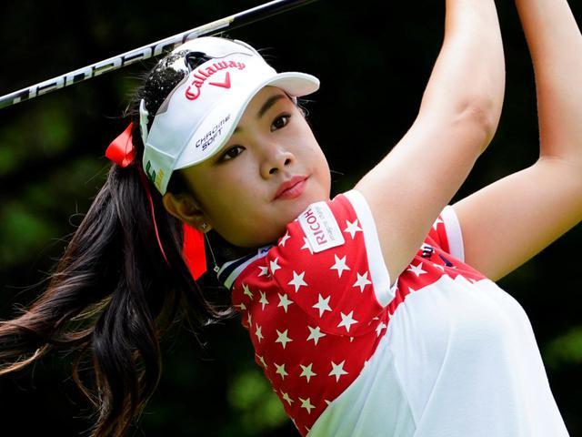 画像: 米女子ツアー「LPGAドライブオン選手権」で4位と躍進した河本結(写真は2019年のmeijiカップ 撮影/岡沢裕行)