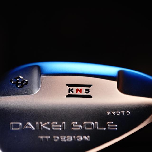画像: 台形ソール(DAIKEI SOLE)ウェッジ「フルスコアライン」-ゴルフダイジェスト公式通販サイト「ゴルフポケット」