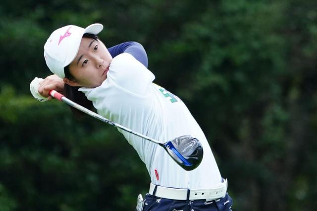 画像: 稲垣那奈子さんはトータル10アンダーの3位タイでフィニッシュ