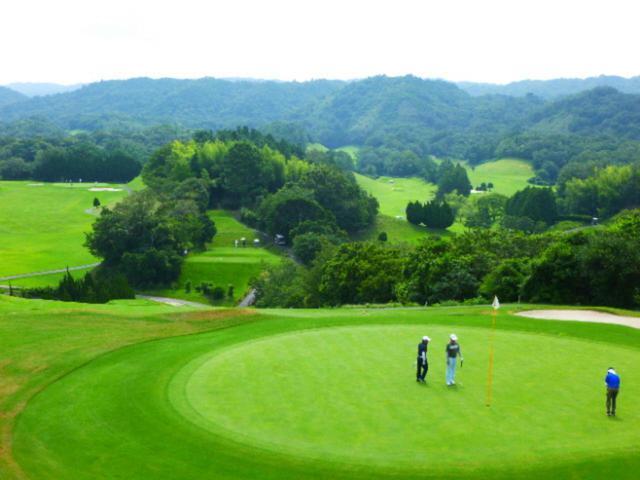 画像: 奇跡の舞台となった関空クラシックゴルフ倶楽部の9番ホール、パー3(写真提供/関空クラシックゴルフ倶楽部)