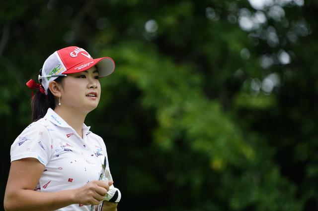 画像: LPGAツアー「マラソンクラシックbyDANA」の初日を3アンダー16位タイでスタートした河本結(写真は2019年のニッポンハムレディスクラシック 写真/岡沢裕行)