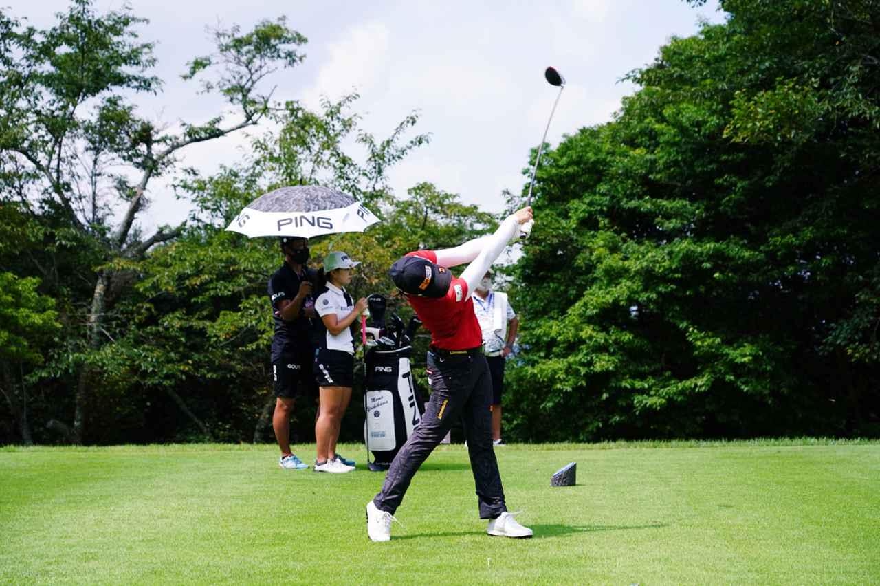 Images : 12番目の画像 - ツアー初優勝!笹生優花のドライバー連続写真 - みんなのゴルフダイジェスト
