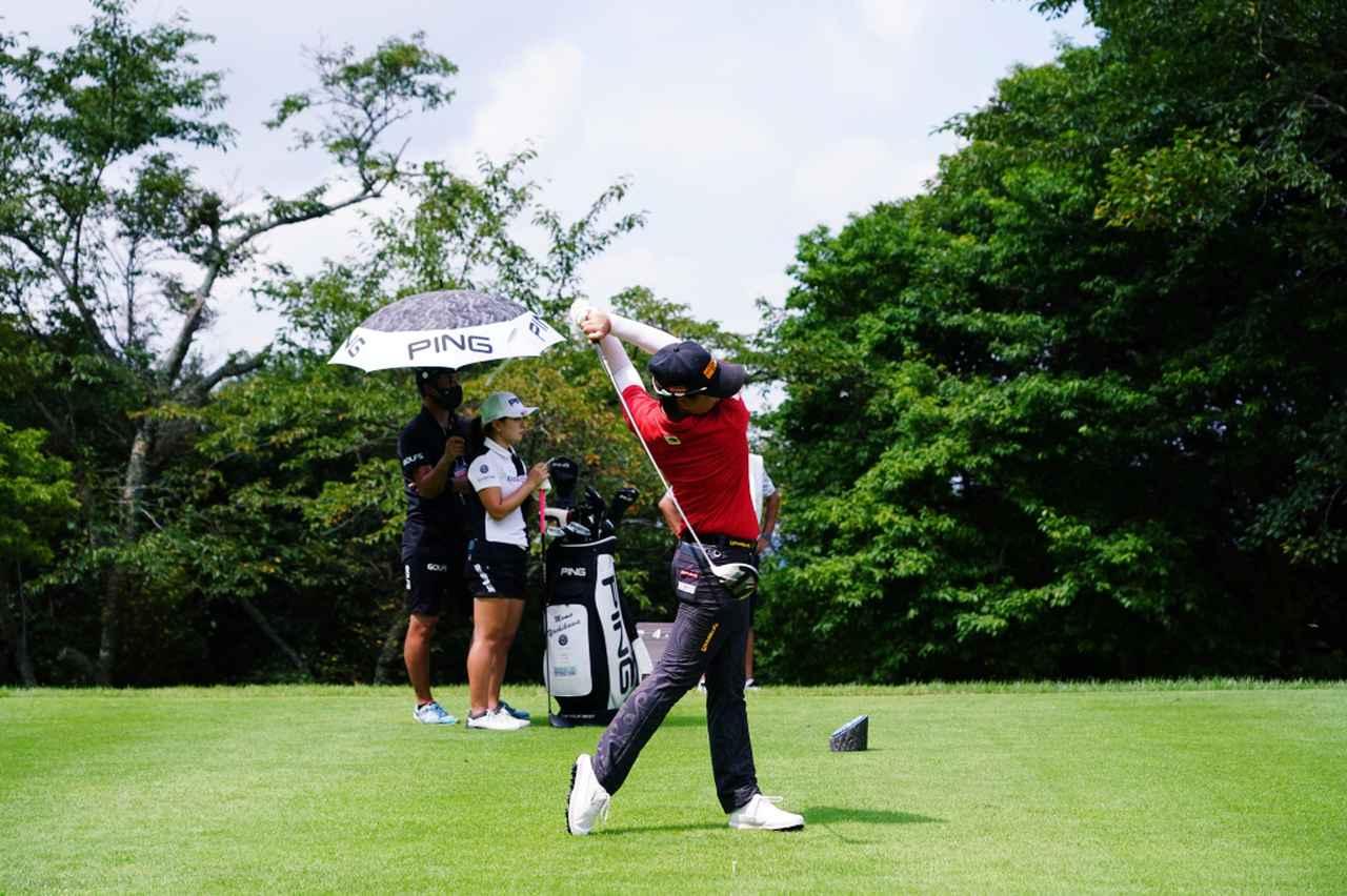 Images : 15番目の画像 - ツアー初優勝!笹生優花のドライバー連続写真 - みんなのゴルフダイジェスト