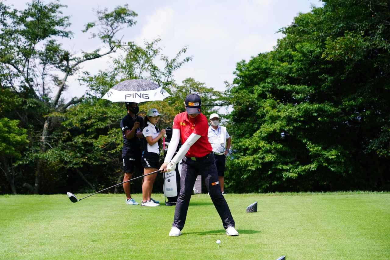 Images : 2番目の画像 - ツアー初優勝!笹生優花のドライバー連続写真 - みんなのゴルフダイジェスト