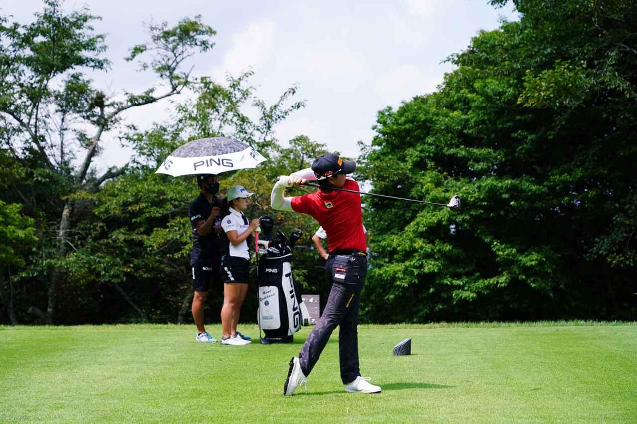 Images : 16番目の画像 - ツアー初優勝!笹生優花のドライバー連続写真 - みんなのゴルフダイジェスト