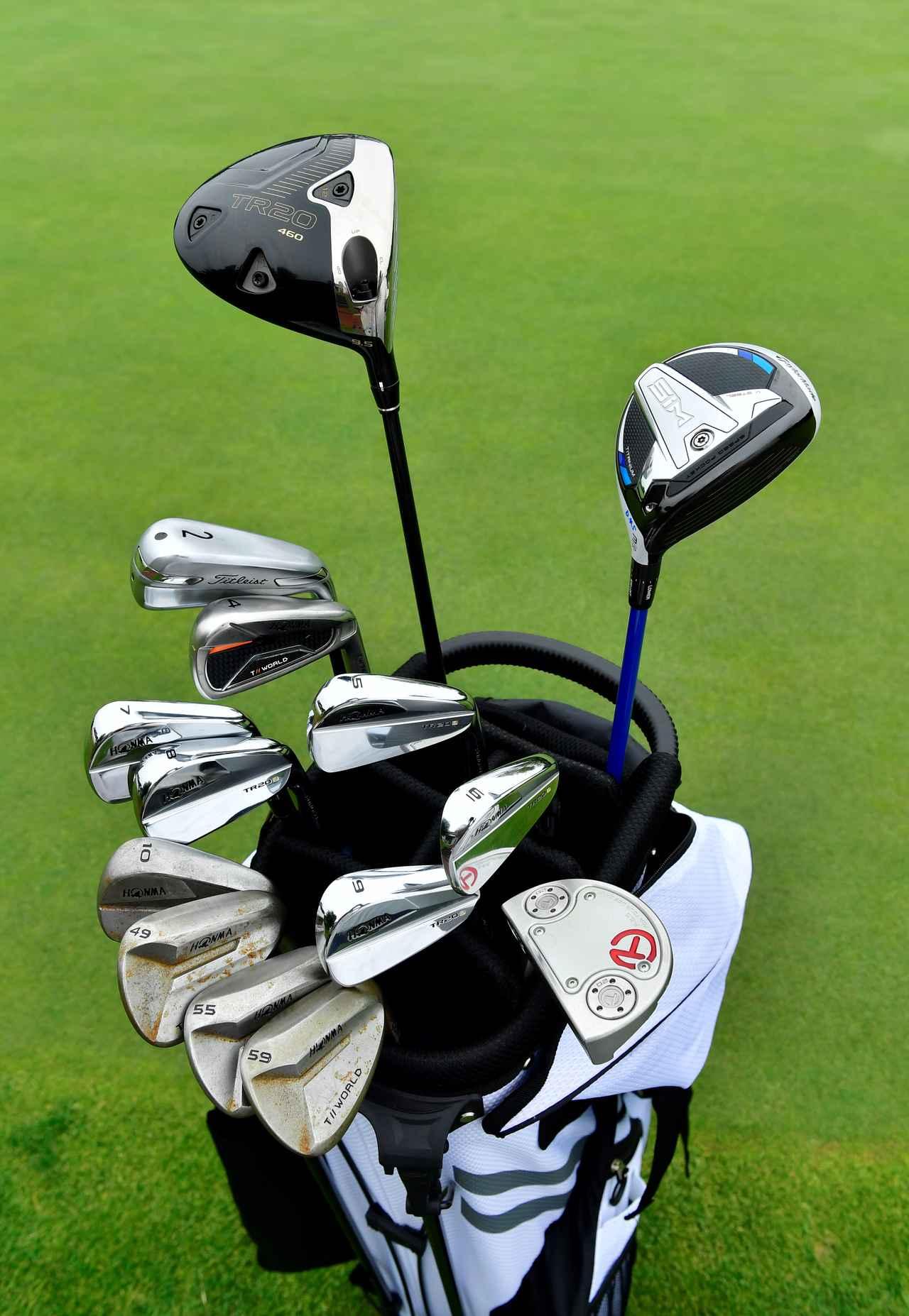 Images : 1番目の画像 - 谷原秀人のセッティング - みんなのゴルフダイジェスト